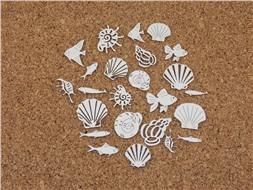 Набор чипбордов Морские обитатели