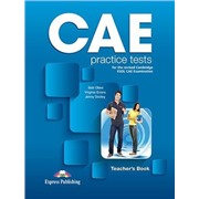 Obee Bob, Evans Virginia & Dooley Jenny. CAE Practice Tests Teacher's Book