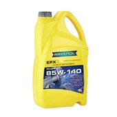Трансмиссионное масло RAVENOL Hypoid EPX Getriebe-Oel SAE 85W-140 GL-5 (4л)