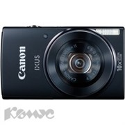 Фотоаппарат Canon Digital IXUS 155 Black