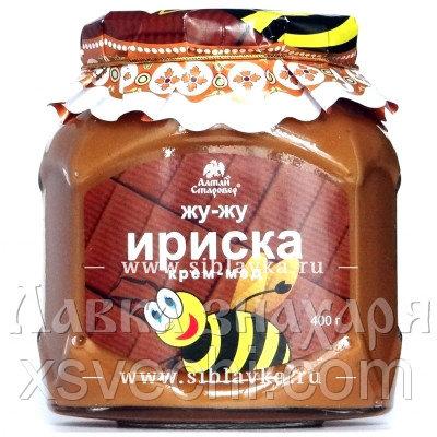 Крем-мед «Ириска»