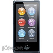Плеер MP3 Apple iPod nano 16GB Space Gray (ME971RU/A)