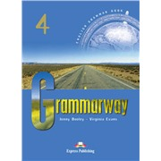 grammarway 4 student's book - учебник