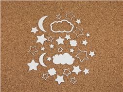 Набор Звезды и луна