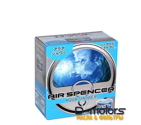 Ароматизатор меловой Eikosha, Air Spencer - Aqua Shower - Аква A-31