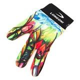"""Перчатка бильярдная """"Longoni Fancy Leonardo 1"""", интернет-магазин товаров для бильярда Play-billiard.ru"""