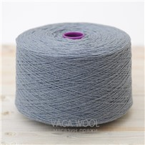 Пряжа Lambswool Дым 142, 212м/50г., Knoll Yarns, Smoke