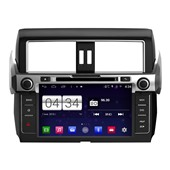 Штатное головное устройство MyDean 5347 для Toyota LC Prado 150  2013-