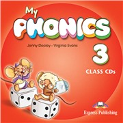 My phonics 3 class cd