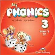 My Phonics 3 - Pupil's Audio CD