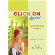 Click on starter teacher's workbook - рабочая тетрадь, вариант для учителя