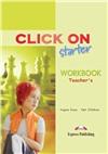 Click On starter. Workbook. (Teacher's - overprinted). Beginner. Книга для учителя к рабочей тетради