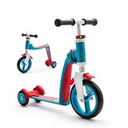 Трехколесный самокат-беговел (трансформер) Scoot&Ride Highway Baby Plus
