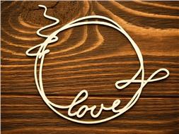 Рамка Love