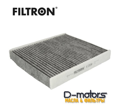 Фильтр салонный угольный FILTRON K1313A для VW Polo седан 1.6 (85, 105 л.с.)