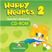 happy hearts 2 teacher's cd-rom