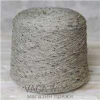 Пряжа Твид Soft Donegal Полярная сова 5529, 190м в 50г, Knoll Yarns, Eske