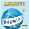 Blockbuster 4. Test Booklet CD-ROM. Intermediate. CD-ROM диск с тестовыми заданиями