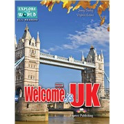 Welcome to the UK  (CLIL Reader + Cross-platform Application) by Jenny Dooley, Virginia Evans