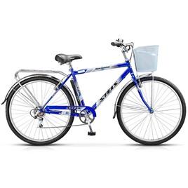 "Велосипед Stels Navigator 28"" 350 Gent Z010 (с корзиной), интернет-магазин Sportcoast.ru"