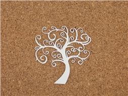 Дерево с завитушками 2
