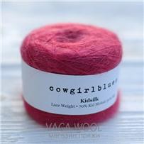 Пряжа Kidsilk solid Грязный розовый, 225м/25г, Cowgirlblues, Dusty Rose