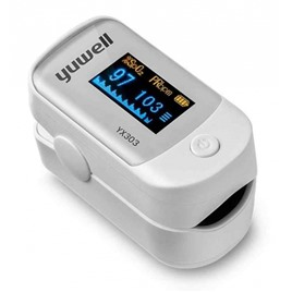 Yuwell Пульсоксиметр Xiaomi Yuwell YX303 (измерение уровня кислорода в крови и частоты пульса)