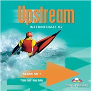 Upstream Intermediate B2 (1st Edition) - Class Audio CDs (set of 5)