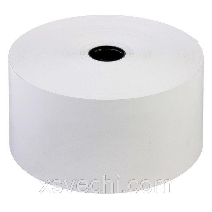 Чековая лента термо 80х26х150  (для банкоматов) d ролика=150мм