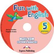 fun with english 5 multi-rom