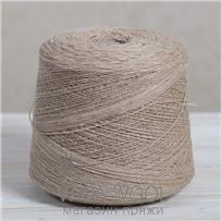 Пряжа Твид-мохер Овсянка 2701, 200м/50г Knoll Yarns, Mohair Tweed, Oatmeal