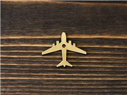Шильдик пластиковый Самолет