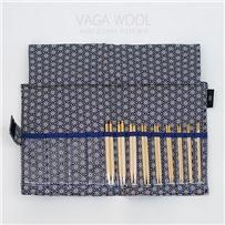 Набор разъёмных спиц от №2,0-6,0 мм/10 см, Shirotake, KA Seeknit ID 57880-01