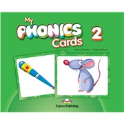 My Phonics 2 Cards (International). Карточки