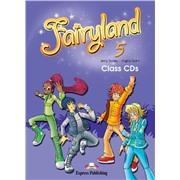 Fairyland 5. Class Audio CDs (set of 3). Аудио CD (3 шт.)