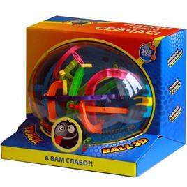 Track Ball 3D Шар-лабиринт Track Ball 3D 22 см (208 ходов)