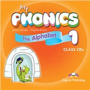 My phonics 1 class cd