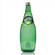 Упаковка Perrier 0,75 лимон в стекле - 12 шт.