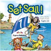 Set Sail 1. Pupil's Audio CD. Beginner. Аудио CD для работы дома