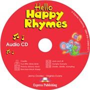 Hello Happy Rhymes. Audio CD. Аудио CD.