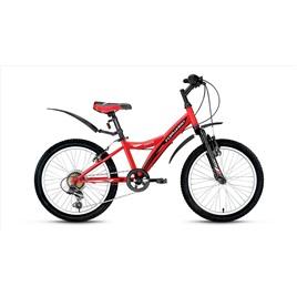 Велосипед Forward Dakota 2.0 20 (2017) Красный Матовый, интернет-магазин Sportcoast.ru