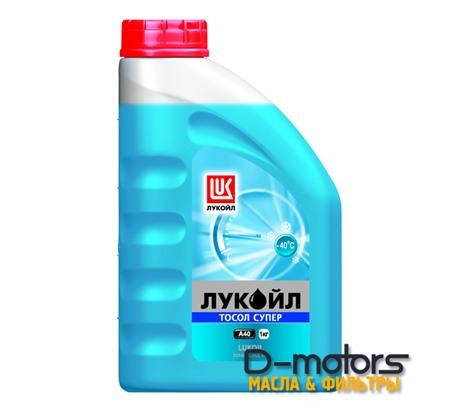 Охлаждающая жидкость Лукойл Тосол Супер А40 (1кг.)