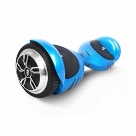 Гироборд Hoverbot A-17 Premium blue, интернет-магазин Sportcoast.ru