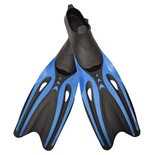 Ласты WAVE F-6869/F-6969 синие (р.39-41)