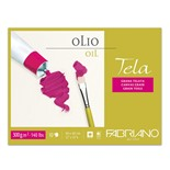 Бумага для масла и акрила А3 Fabriano Tela 10 листов, 300 г/м2, тиснение Холст 68003040