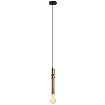 Подвесной светильник MDM-3834/1 BK+BR