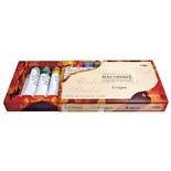 Краски масляные художественные Гамма Студия 6 цветов по 18 мл 201004