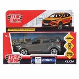 Машина инерционная Технопарк Ford Kuga 12 см KUGA-GY, 265823