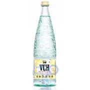 Vichy Catalan 1л в стекле упаковка минеральной воды с газом - 12 шт.