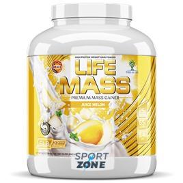 Life MASS высокоуглеводный сбалансированный гейнер 6lb